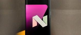 Galaxy S7 ve S7 edge kullanıcıları için Nougat yayınlandı