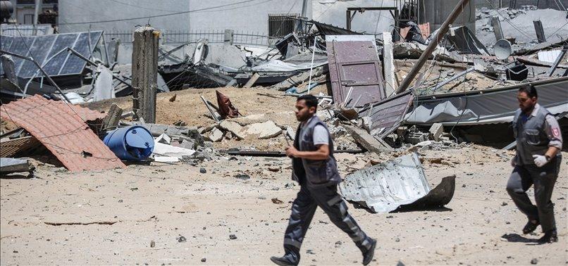 ISRAEL KILLS 7 PALESTINIAN CIVILIANS, INJURES 366 IN WEST BANK