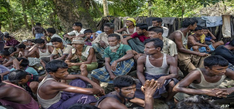 BANGLADESH FACES OPPOSITION ON ROHINGYA RELOCATION