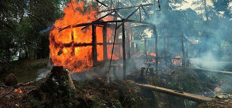 UN WARNS OF FURTHER WAR CRIMES IN MYANMARS RAHKINE
