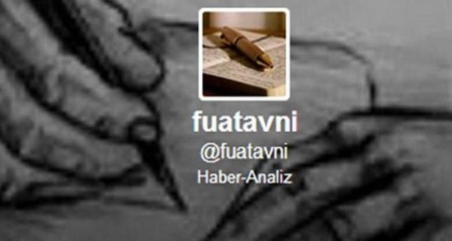 Gülenisten Twitter-Account 'Fuat Avni' aufgedeckt