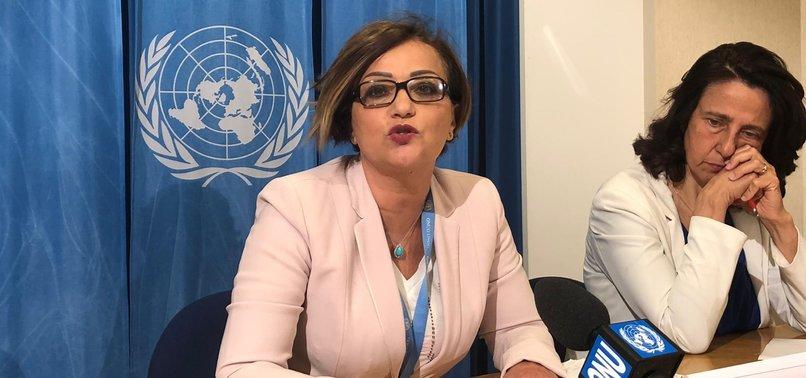 UN VOICES CONCERNS OVER ATTACKS ON CIVILIANS IN IDLIB