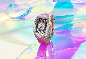 Yeni Richard Mille Saat Koleksiyonu, Dişi Gücünü Kutluyo