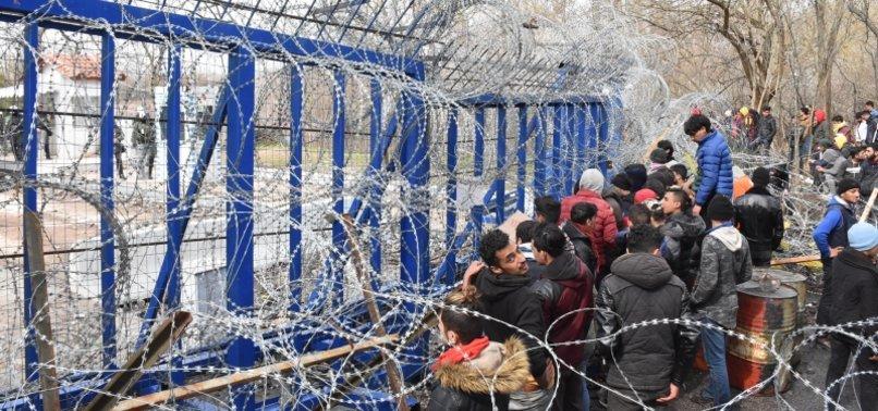 TURKEY EVACUATES 5,800 ASYLUM SEEKERS FROM GREEK BORDER