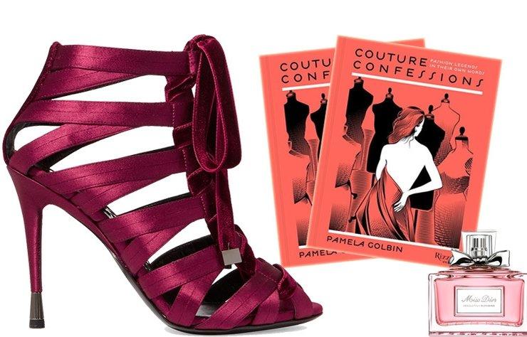 François Demachy orman meyveleri, gül ve şakayık notalarıyla Miss Dior Absolutely Blooming'i yaratırken Eylül ayını düşlemiş midir bilinmez ama Pamela Golbin'in Rizzoli'den çıkan Couture Confessions kitabı geçmişten günümüze büyük tasarımcıların kişisel hikayelerini ve 'moda an'larını anlatırken couture dokunuşlarının görüldüğü Sonbahar/Kış 2016-17 koleksiyonlarını daha da heyecan verici kılıyor.