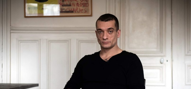 RUSSIAN ARTIST, PARTNER HELD OVER SEX TAPE THAT FELLED MACRONS FAVOURED CANDIDATE FOR PARIS MAYOR