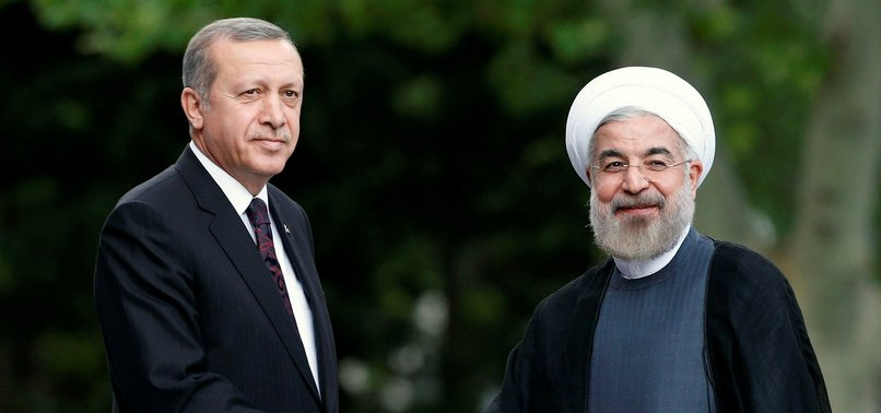 TURKISH PRESIDENT ERDOĞAN SAYS ROUHANI TOLD HIM IRAN SITUATION TO STABILISE