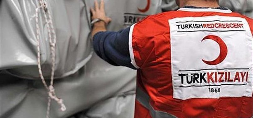 TURKISH AID BODY TAKES MEASURES FOR CIVILIANS IN SYRIA
