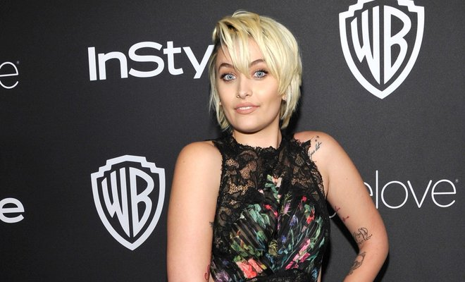 Paris Jackson Wilted
