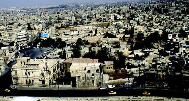 Darmadağın olmuş yüreklerimiz ve Halep