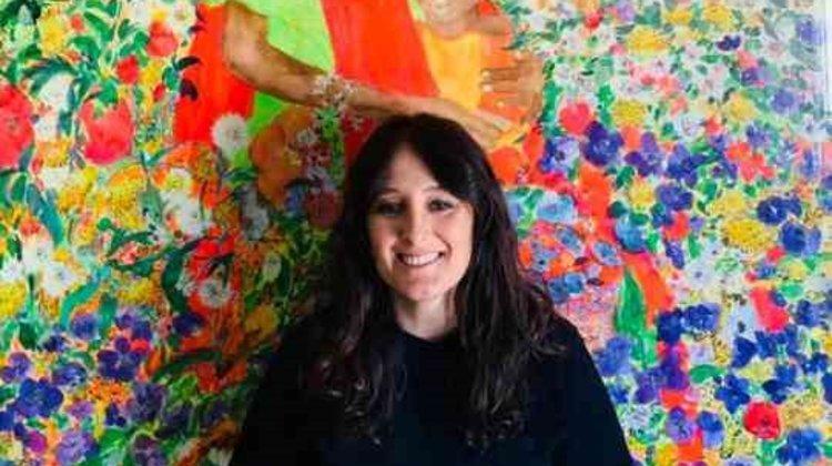 Çini Mürekkebi Ustası Ressam Pınar Tınç'tan ''Yuvaya Dönüş''