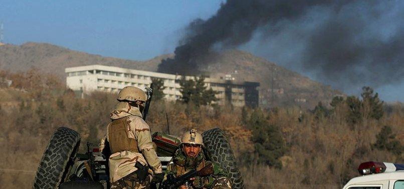 KABUL HOTEL ATTACK: DEATH TOLL RISES TO 19 CIVILIANS