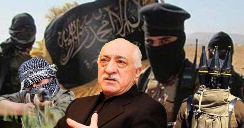 PKK ve DAEŞ'e sınırı FETÖ açtı