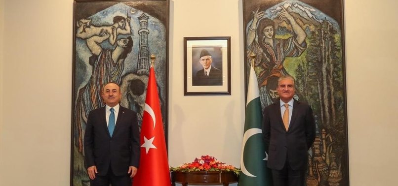 PAKISTAN THANKS TURKEY FOR ITS UNWAVERING SUPPORT ON KASHMIR ISSUE