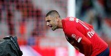 Burak Yılmaz scores, Lille beat Nantes 2-0