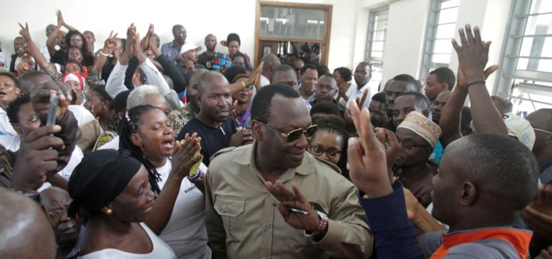 KEY TANZANIAN OPPOSITION LEADER TO FACE TERROR CHARGES: PARTY