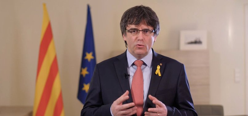 PUIGDEMONT WILL STEP ASIDE FROM CANDIDACY FOR CATALAN PRESIDENT: REPORT