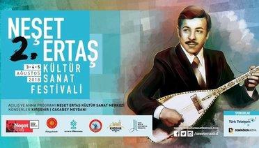 Neşet Ertaş anılacak 2. Neşet Ertaş Kültür Sanat Festivali