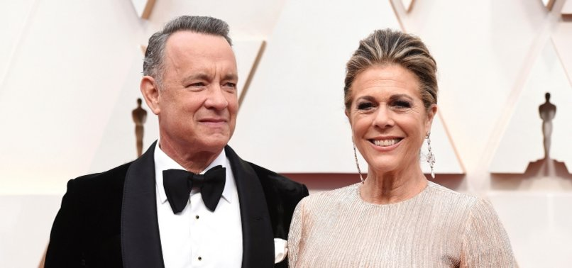 TOM HANKS, WIFE LEAVE HOSPITAL AFTER COVID-19 TREATMENT