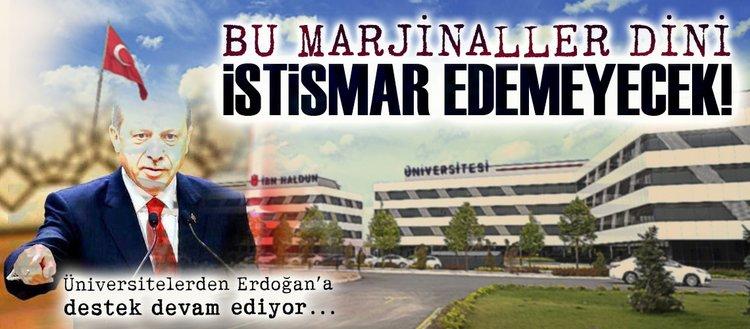 İbn Haldun Üniversitesinden kamuoyuna duyuru