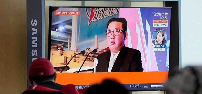 NORTH KOREAN LEADER KIM JONG UN BLAMES U.S. FOR TENSIONS ON PENINSULA