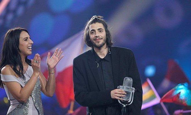 Eurovision 2017nin Kazananı Belli Oldu!