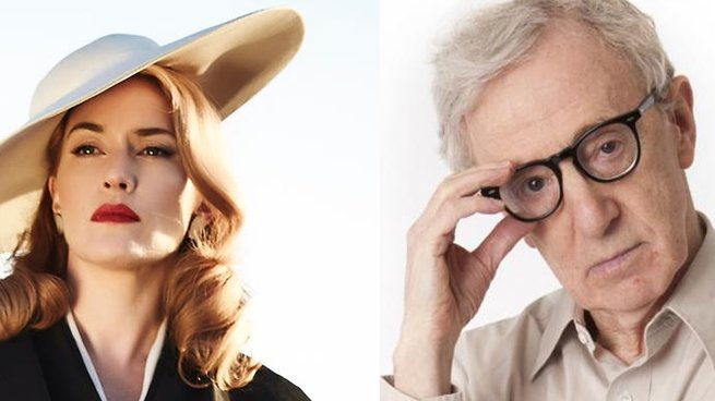 WOODY ALLEN'IN YENİ KADINI KATE WİNSLET