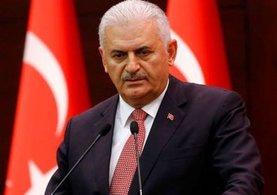 Başbakan Binali Yıldırım: PKK ve FETÖ'ye söyledik, cevap CHP'den geldi