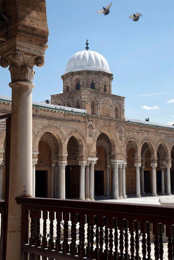 Al-Zaytuna Camii / Tunis, Tunus