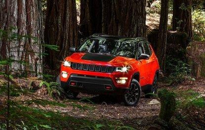 Jeep Compass, Euro NCAPten 5 yıldız aldı