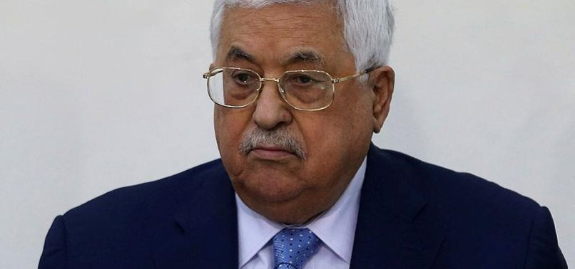 ABBAS TO PUNISH OFFICIALS CRITICIZING ARAB LEADERS