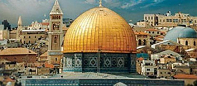 Saatleri Kudüs'e ayarlama zamanı