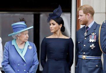 Prens Harry, Kraliçe'ye Kızının Adını Doğmadan Önce Söyledi