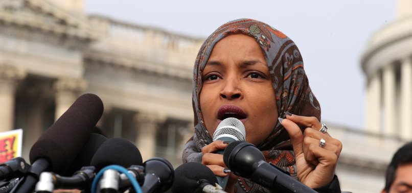MAN CHARGED WITH THREATENING TO KILL U.S. CONGRESSWOMAN ILHAN OMAR