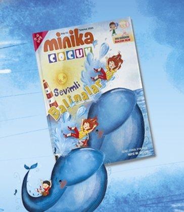 01.07.2019 Minika Çocuk Dergi - Sayı: 31