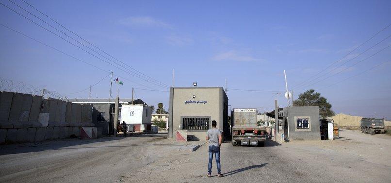 ISRAEL REOPENS GAZA CROSSINGS AFTER ONE-WEEK CLOSURE