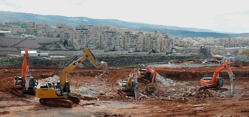 ISRAEL TO APPROVE 4,500 NEW SETTLEMENT UNITS IN W. BANK