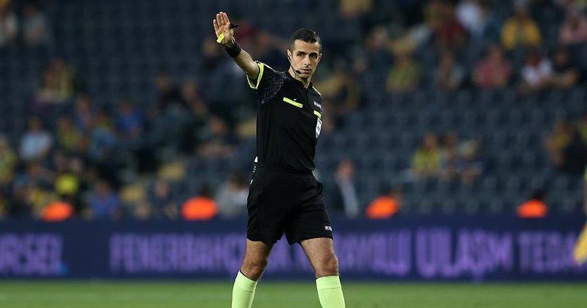 UEFAdan Mete Kalkavana görev