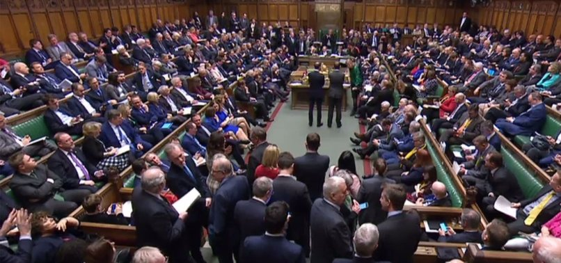 BRITISH MPS VOTE OVERWHELMINGLY AGAINST 2ND BREXIT REFERENDUM