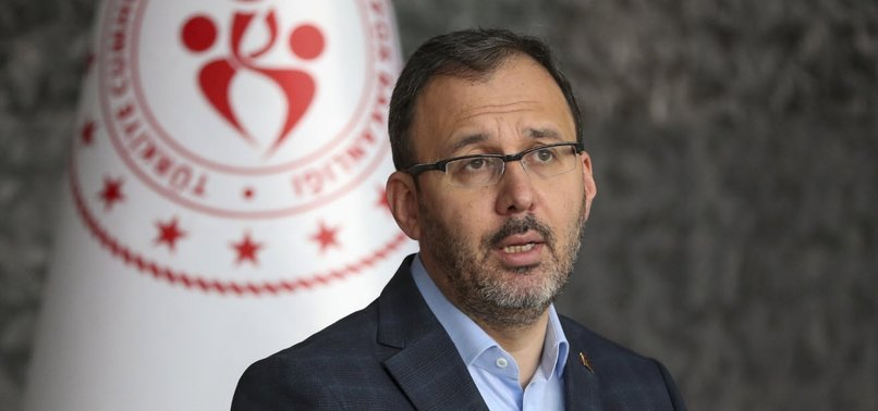 SPORTS EVENTS POSTPONED IN TURKEY DUE TO CORONAVIRUS  - MINISTER