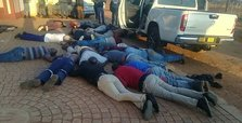 200 hostages rescued from South Africa church, 5 dead