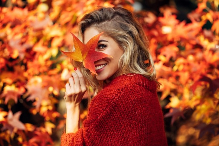 Sonbaharda cildinize enerji veren bakımlar