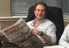 Sözcü Gazetesi'nin patronu Monako'da görüntülendi