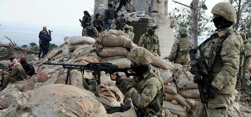 TURKISH MILITARY SLAMS SLANDEROUS REPORTS ON AFRIN OPERATION