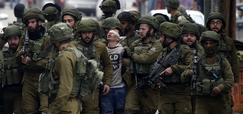 TURKEY TO RECEIVE PALESTINIAN BOY BEATEN AND DETAINED BY ISRAELI SOLDIERS