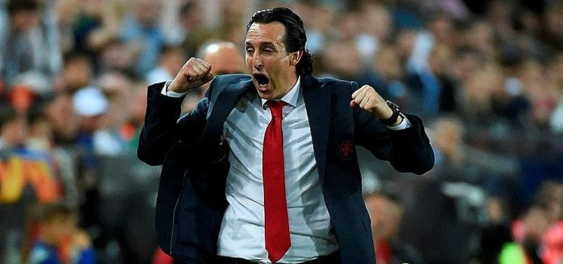 ARSENAL STAND BEHIND UNAI EMERY BUT WARN RESULTS MUST IMPROVE