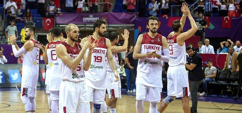 TURKEY TO PLAY GROUP PHASE OF EUROBASKET IN GEORGIA