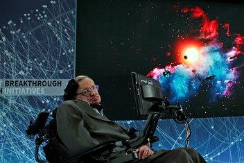 Ömrünü evrenin gizemini çözmekle tüketti