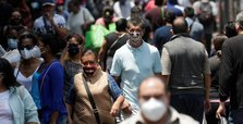 Mexico records near-record daily deaths, virus cases