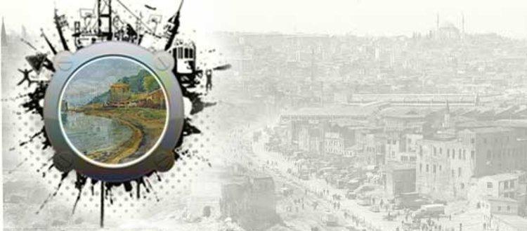 Eski İstanbul'un yaz aylarındaki sayfiye mekânları...